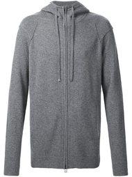 long line hoodie Helmut Lang