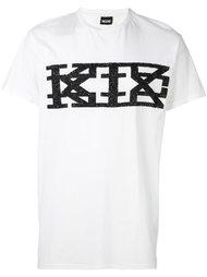 logo detail T-shirt KTZ