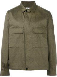 куртка-рубашка с мелким узором Ps By Paul Smith