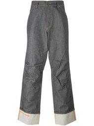 джинсы свободного кроя  Walter Van Beirendonck Vintage