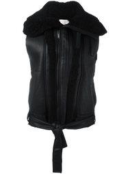 куртка без рукавов  A.F.Vandevorst