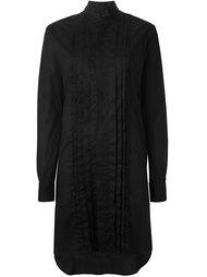 плиссированное платье  A.F.Vandevorst