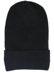 мешковатая шапка в рубчик Stella McCartney