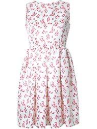 платье с узором в виде клубники DressCamp