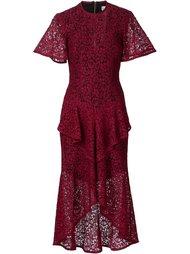 платье 'Dolce Vita' с оборками Rebecca Vallance