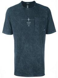 футболка с карманом  Stone Island Shadow Project