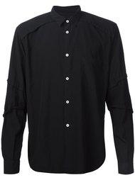 рубашка с простроченной панелью Comme Des Garçons Homme Plus