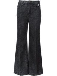 расклешенные джинсы Marc Jacobs