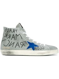 хайтопы 'Francy' Golden Goose Deluxe Brand