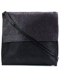 fold-over cross-body bag  B May