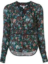 блузка 'Ripley Floral'  Veronica Beard