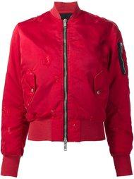 bomber jacket Unravel