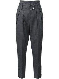 брюки с завышенной посадкой  Iro