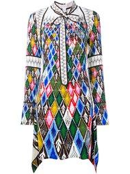 платье с узором Peter Pilotto