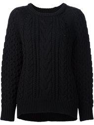 cable knit jumper  Nili Lotan