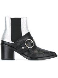 ботинки по щиколотку Mm6 Maison Margiela