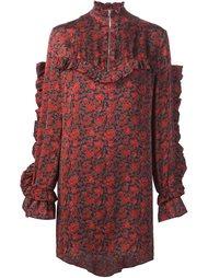 платье с рюшами Magda Butrym