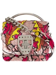 декорированная сумка на плечо MSGM