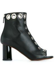 ботинки с люверсами  Proenza Schouler