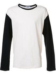 футболка с длинными рукавами  Yohji Yamamoto