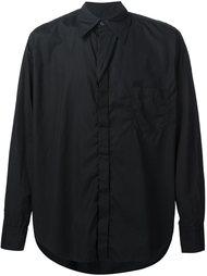 классическая рубашка Yohji Yamamoto