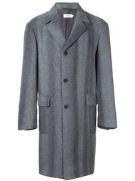 однобортное пальто Romeo Gigli Vintage
