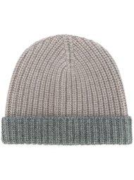 шапка бини в рубчик Eleventy