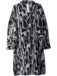 объемное пальто 'Capernico' Damir Doma