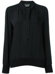блузка с бантом Boutique Moschino