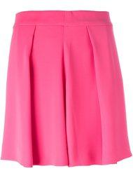 юбка со складками McQ Alexander McQueen