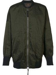 куртка-бомбер Ziggy Chen