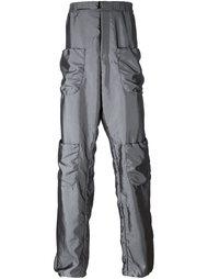 брюки с накладными карманами J.W.Anderson