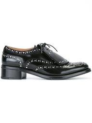 декорированные туфли  Church's