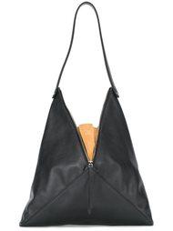 сумка на плечо с молнией Jil Sander
