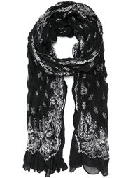 """шарф с принтом """"пейсли"""" Saint Laurent"""