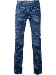 камуфляжные джинсы кроя слим Guild Prime