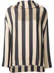 блузка в полоску Vivienne Westwood Anglomania