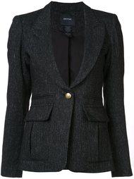 tweed blazer Smythe
