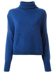 свободное платье-свитер Dusan
