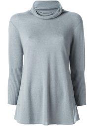 high neck pullover Armani Collezioni