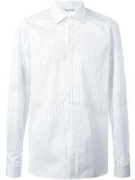 рубашка с мелким принтом  Neil Barrett