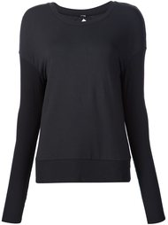 open back sweatshirt Alo