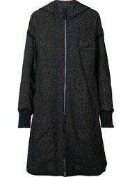 пальто с капюшоном Ziggy Chen