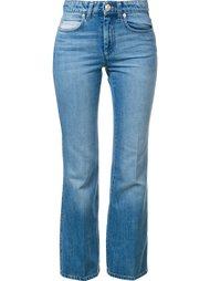 расклешенные джинсы  Sonia Rykiel