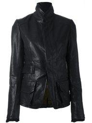 куртка с воротником-стойкой Haider Ackermann