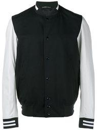 университетская куртка  Dior Homme