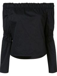 блузка с приспущенными плечами 'Dakota' Zac Zac Posen