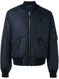 дутая куртка-бомбер  Dolce & Gabbana