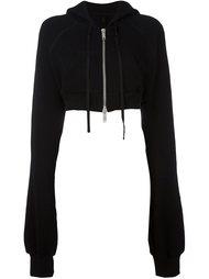 cropped hoodie  Unravel