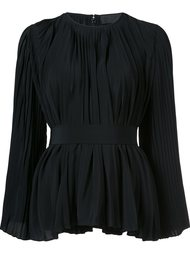 плиссированная блузка Co